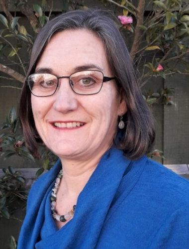 Maria White RNZ President