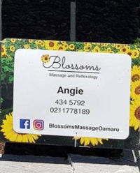 Angie De Souza – Blossoms Massage and Reflexology